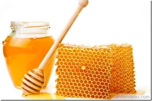 miel en la casa