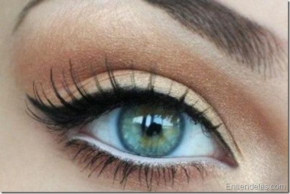 razones por las que el delineador blanco es el nuevo must de maquillaje