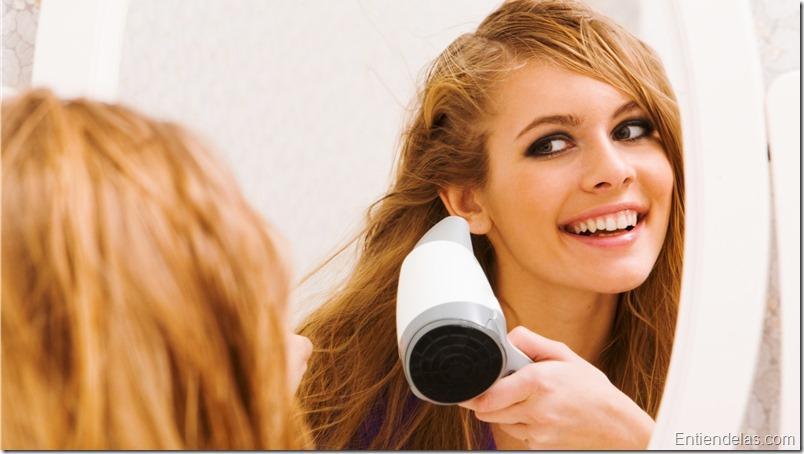 Los 5 errores que cometes al secarte el cabello