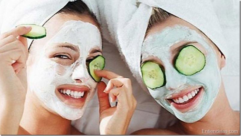 Tratamientos de belleza caseros que puedes hacer en 5 minutos