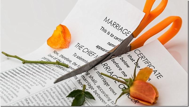 divorcio separacion parejas