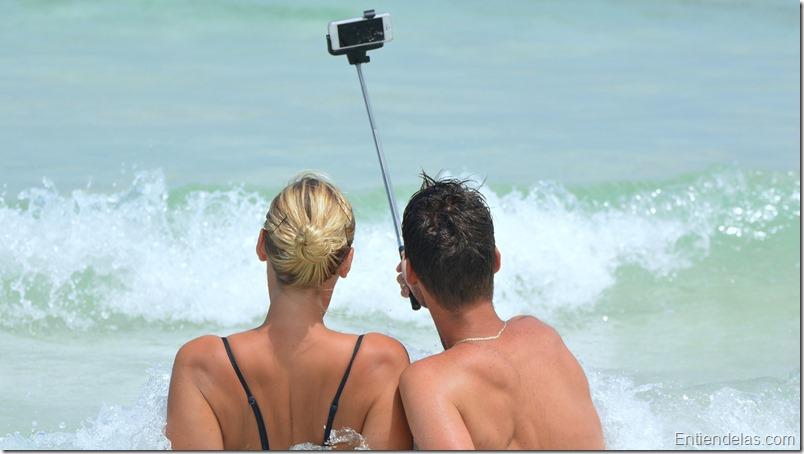 selfie-playa