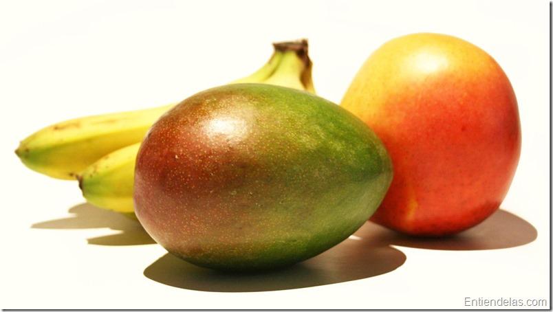 mangos-bananas