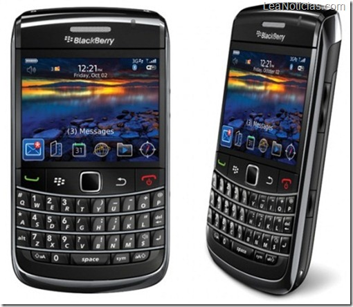 Blackberry-9700